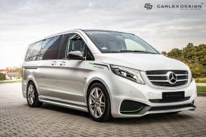 Mercedes-Benz Vito Tourer by Carlex Design 2016 года